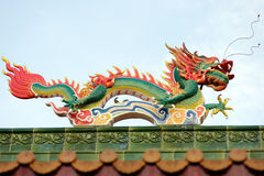 Dragon Ornament Royalty Free Stock Image