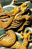 Dragon pattern Royalty Free Stock Photos