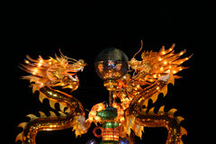Dragon Pearls Royalty Free Stock Photography