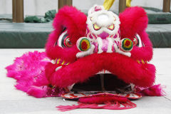 Dragon performers Royalty Free Stock Photos