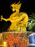 Dragon in Phuket Thailand Royalty Free Stock Images