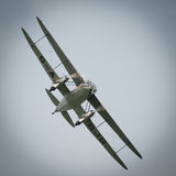 Dragon Rapide Biplane Stockfoto