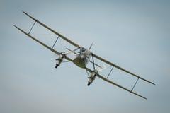 Dragon Rapide Biplane Lizenzfreies Stockfoto