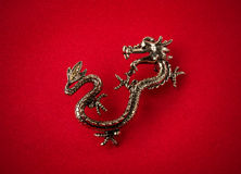 A dragon. Royalty Free Stock Photo