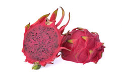 Dragon red  fruit Royalty Free Stock Photo