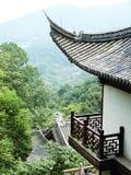 Dragon Roof Stock Photo