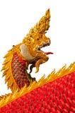 Dragon rouge Photo stock