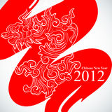 Dragon S Year Royalty Free Stock Photos