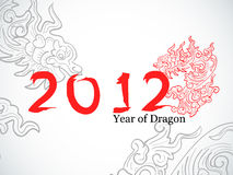 Dragon's year Royalty Free Stock Photos