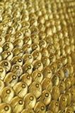 Dragon scales pattern Stock Photos