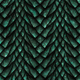 Dragon scales seamless texture. Seamless texture of dragon scales. Reptile skin Royalty Free Stock Images