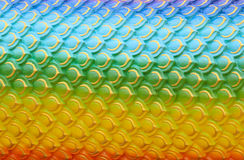 Dragon Scales Royalty Free Stock Image
