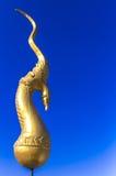 Dragon sculpture Stock Photos