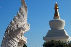 Dragon sculpture Royalty Free Stock Photo