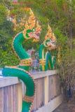 Dragon sculpture. Stock Photography