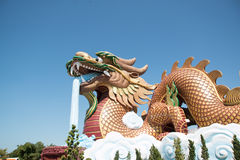Dragon shrine Royalty Free Stock Images