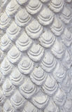 Dragon skin as background. Cement texture Royalty Free Stock Photo