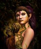 Dragon Skin 3d CG Immagine Stock Libera da Diritti