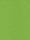 Dragon skin texture. Vector art of a dragon skin texture with green color dominant Stock Images