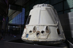 Dragon Spacecraft Royalty Free Stock Photography