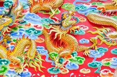 The dragon Royalty Free Stock Photos