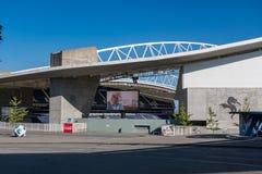 Dragon Stadium/Estadio faz Dragao, o Porto FC moído em Porto, Portugal fotos de stock
