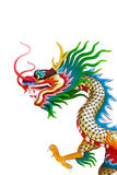 Dragon statue in Chinese style Royalty Free Stock Photos