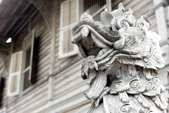 Dragon Statue Royalty Free Stock Image