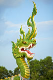 Dragon Statue Royalty Free Stock Image