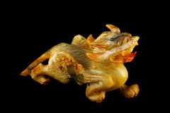 Dragon Stones Royalty Free Stock Photography
