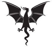 Dragon. Symbol,  sign,  vector Stock Photo