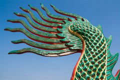 Dragon tail Stock Photos