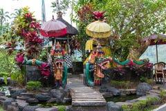 Dragon tegallalang. Ricefield bali indonesia Royalty Free Stock Image