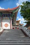 Dragon Temple Kammalawat imagem de stock royalty free