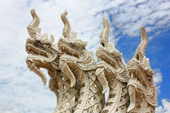 Dragon thaï photographie stock