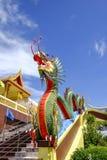 Dragon. Thai dragon,Ang Thong, Thailand Royalty Free Stock Image
