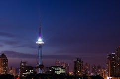 Dragon Tower Stock Photos