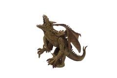 dragon toy photo. Royalty Free Stock Image
