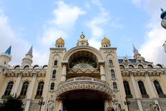 The dragon villa  of dongguan city ,guangdong , china Royalty Free Stock Photo