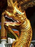 Dragon w Chiang Mai Zdjęcie Stock