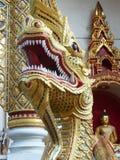 Dragon w Chiang Mai, Tajlandia/ Obrazy Stock