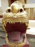 Dragon w Chiang Saeng Zdjęcie Stock