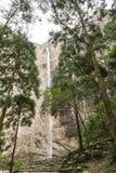 Dragon Waterfall grande Fotografía de archivo libre de regalías