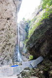 Dragon Waterfall pequeno foto de stock royalty free