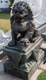Dragon in Zulai Budhist Temple Sao Paulo Brazil Royalty Free Stock Photography