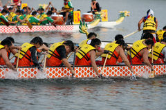 Dragonboat Malaysia Stock Images