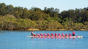 Dragonboat Stock Photography