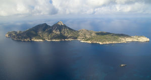 Dragonera-Insel Lizenzfreie Stockfotos