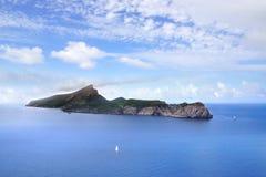 Dragonera island. Mallorca Royalty Free Stock Images