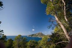 dragonera wyspa Fotografia Royalty Free
